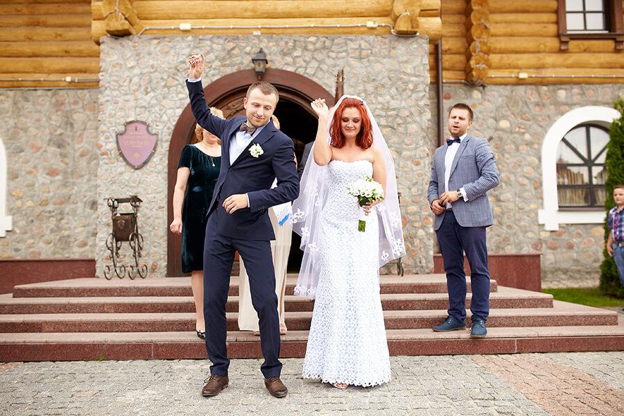 С чего начать подготовку к свадьбе?